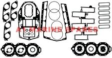 A1 90 Degree V-6 Carby Johnson Evinrude 200 - 225 powerhead gasket set 436891