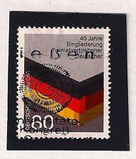 1985 German  Stamp Integration of Refugees (C)