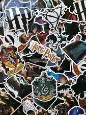 Asst. Harry Potter Sticker Lot (10 or 40 pcs) -  Skateboard - QUICK SHIP!