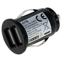 KFZ Ladekabel Adapter 2,1A mit zwei USB Buchsen 2100mAh mini dual USB Ladegerät