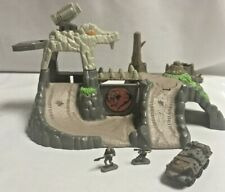 Micro Machines Military Battle Zones Viper Ambush Playset 1996 Galoob