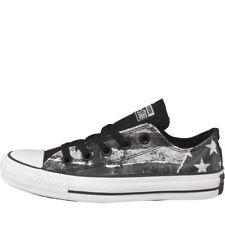 Converse CT All Star Ox Bandera Americana canvastrainers Zapatos Bombas Size UK 3 Nuevo Y En Caja