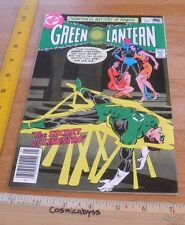 The Green Lantern 124 Bronze Age comic 1970's Nm Arrow High Grade Sinestro