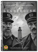 THE LIGHTHOUSE DVD - Free shipping - Robert Pattinson (Actor), Willem Dafoe