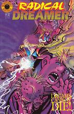 Blackall Comics Radical Dreamer #2 of 5 (Poster Comic) 1994 Fine
