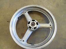 Suzuki gsx600 katana 600 front rim wheel silver gsx750 750 1998 1999 2000 2001