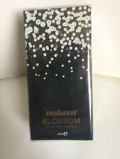 MADONNA BLOSSOM PERFUME NEW SEALED 50ML