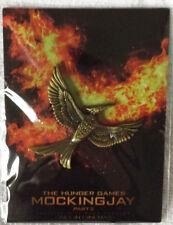 New Loot Crate The Hunger Games Mockingjay Part 2 Brass Pin Katniss Prop Replica