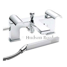 Hudson Reed - Epic Bath/Shower Mixer with Shower Kit and Wall Bracket - EPI304