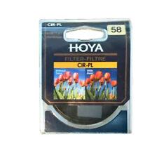 Hoya Circular Polarizer 58mm Filter, GREAT CONDITION
