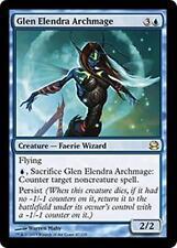 GLEN ELENDRA ARCHMAGE Modern Masters 2013 MTG Blue Creature—Faerie Wizard RARE