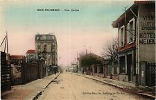 CPA BOIS-COLOMBES Rue Hoche (413598)