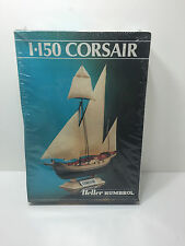 Corsair Sailing ship 1/150 Heller No 80616