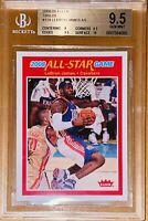 POP 5🔥2008-09 LeBron James FLEER 1988-89 RETRO ALL-STAR #124 BGS 9.5 10 sub PSA