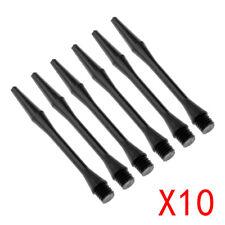 60pcs Plastic Lightweight Re-Grooved Dart Stems / Shafts 54mm 2BA Diam 6mm