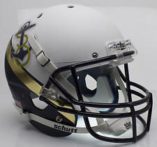 NAVY MIDSHIPMEN NCAA Schutt AiR XP Full-Size REPLICA Football Helmet