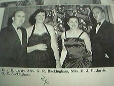 1961 picture leicester round table ladies evening d j b jarvis buckingham