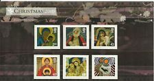 GREAT BRITAIN CHRISTMAS 2005 ROYAL MAIL STAMP SET - MNH