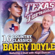 BARRY DOYLE - TEXAS TORNADO (NEW CD) FARMER DAN