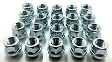 20 x ALLOY WHEEL NUTS M12 X 1.25, 19MM HEX, LUG, STUD BOLTS (33)