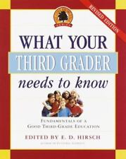Core Knowledge: What Your Third Grader Needs to Know : Fundamentals of a Good T…