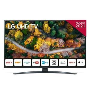 Smart TV 43 Pollici 4K Ultra HD Televisore LED LG Cl G Wifi LAN 43UP78003 NUOVO