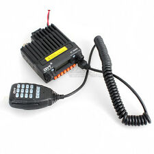 KT-8900R 200CH 25W UHF VHF Dual Band Mobile 2-Way Radio Transceiver+ Micphone F5