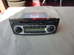 Radio CD/MP3 Mitsubishi Colt Z30 8701A239 geprüftes Originalteil