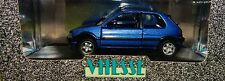 VITESSE 027 PEUGEOT 106 XSi 1992 Blue La Collection Car  BRAND NEW IN BOX