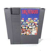 Nintendo NES Dr. Mario Video Game Cartridge  Original Authentic Tested C6