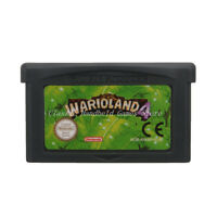Wario Land 4 GBA Game Boy Advance Cartridge EU English