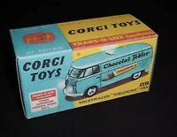Corgi 441 VW Toblerone Van Empty Repro Box Only