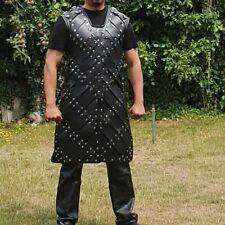 More details for game of thrones jon snow leather armor brigandine armour halloween stark costume