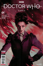 Doctor Who: Missy Nr. 1 (2021), Connecting Variant Cover C, Neuware, new