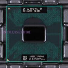 Intel Core 2 Duo Mobile p9500 slb4e SLGE 8 CPU Processor 1066 MHz 2.53 Ghz