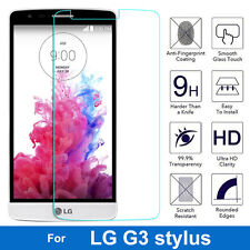 Tempered Glass Film for LG G3 Stylus D690 D693 D690N Screen Protector pelicula