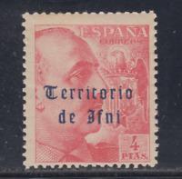 IFNI (1948/49) NUEVO SIN FIJASELLOS MNH - EDIFIL 54 (4 pts) FRANCO - LOTE 1