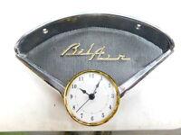 1955 1956  chevy  speaker bezel assembly - new belair  emblem & new clock #2