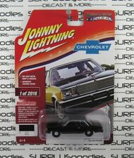 Johnny Lightning 1:64 Scale 2018 Hobby Exclusive Black 1980 CHEVROLET MALIBU
