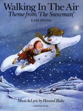 Howard Blake: Walking In The Air (The Snowman) - Easy Piano Piano Sheet Music In