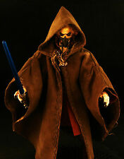 CUSTOM MARVEL LEGENDS VII FIRST ORDER STAR WARS BLACK SERIES PLO KOON JEDI 6""