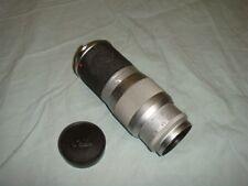 Ernst Leitz GmbH Wetzlar Hektor Camera Lens f=13.5cm 1:4.5 Germany