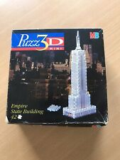 MB Puzz 3D jigsaw 3D puzzle USA Empire State Building
