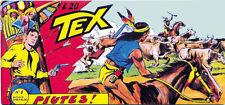 Tex 10° serie Smeraldo  ristampa completa di 27 albi