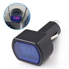 Voltage Car Auto Vehicle Charger Cigarette Battery Tester Charge LED 12v - 24v