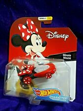 Hot Wheels Minnie Mouse Character Car Series 2 #1/6 Disney Ages 3 & Up