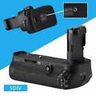 Camera Battery Grip Holder With Chamber For Canon EOS 5D Mark IV 5D4 Camera new