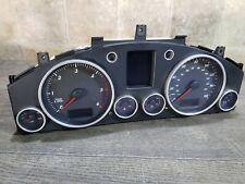 VW TOUAREG 2002-2007 2.5 TDI DIESEL AUTOMATIC INSTRUMENT CLUSTER SPEEDOMETER