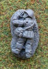 28 mm WW2 Fanteria Sovietico Russo incidenti Marker ferito Chiavistello senza scatto azione (W)