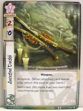 Legend of the Five Rings LCG - 1x #151 Ancestral Daisho - Base Set